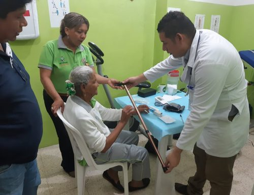 GAD DE VENTANAS CONTINÚA CON LAS «BRIGADAS MÉDICAS» GRATUITAS EN VARIOS SECTORES