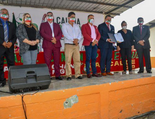 CONCEJALES DE VENTANAS ESTUVIERON PRESENTES EN PALENQUE POR CANTONIZACIÓN